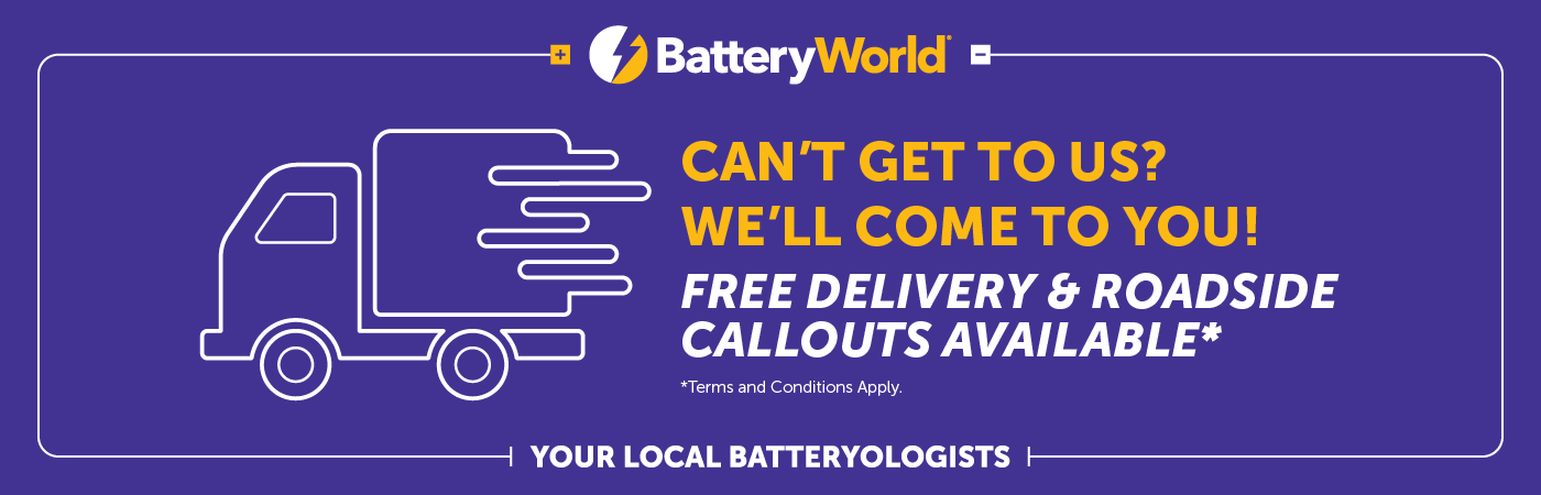 Battery Delivery & Roadside Assistance