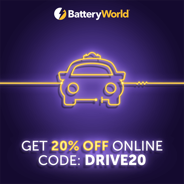20% Off For Drivers