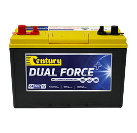Century Dual Force Deep Cycle Battery