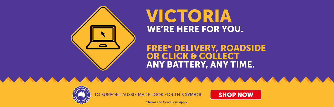 Battery Delivery Victoria