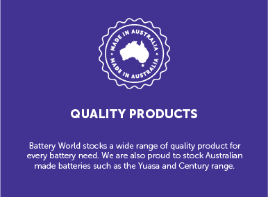 High Quality Australian Made Products